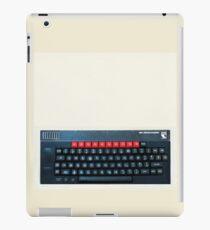 BBC Micro top-down iPad Case/Skin
