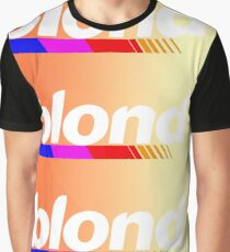 Frank Ocean From Orange to Blond Graphic T-Shirt