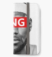 Vinilo o funda para iPhone LeBron James - Rey