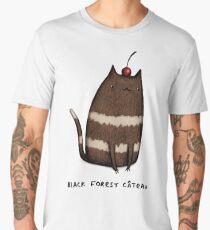 Black Forest Câteau Men's Premium T-Shirt