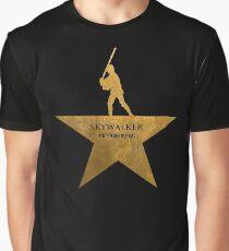 Mark Hamilton - Gold Graphic T-Shirt