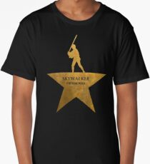Mark Hamilton - Gold Long T-Shirt