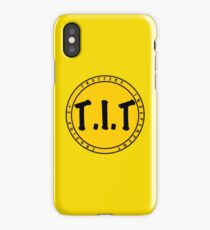 T.I.T: Trotters Independent Trading Co. iPhone Case/Skin