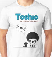 Toshio Unisex T-Shirt