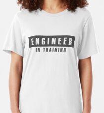 Engineer in Training Slim Fit T-Shirt
