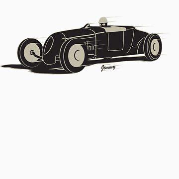 Lakes Roadster by JimmyBarter