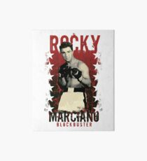 Lámina rígida Rocky Marciano (The Brockton Blockbuster)