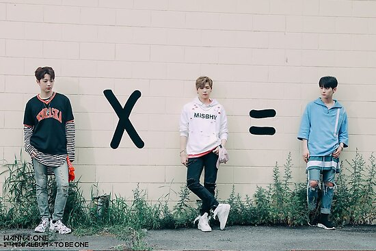Wanna Oneㅣ1st Mini Album Photo 워너원의 데뷔 앨범 1x1 1 To Be One