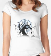 Hellblade Women's Fitted Scoop T-Shirt