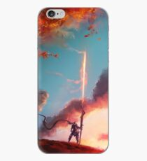 Autumn Lancer iPhone Case