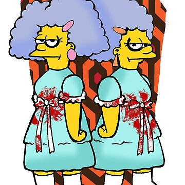 redruM twins by mikmcdade