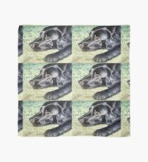 Flat Coated Retriever Scarf