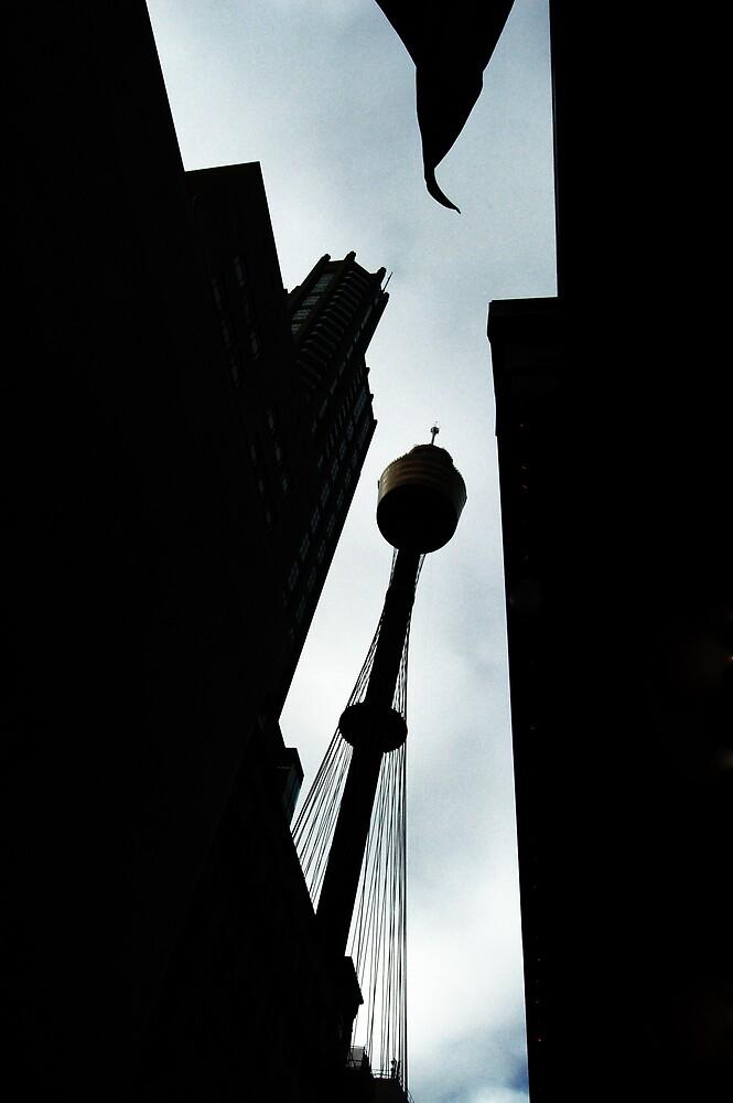 Centrepoint Tower by Natasha Beattie
