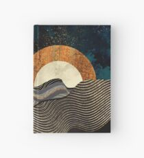 Gold & Silver Fields Hardcover Journal
