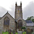St. Pancras Parish Church by lezvee