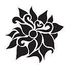 Blumenmuster 1 von beth-cole