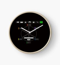 Chromehounds Relic Clock