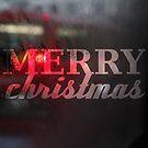 Weihnachtsgrüße / Frohe Weihnachten aus London von beth-cole