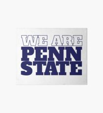 WE ARE Penn State Art Board