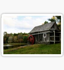 Vermont Grist mill Sticker