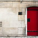 Red Door by fstop314