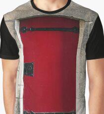 Red Door Graphic T-Shirt