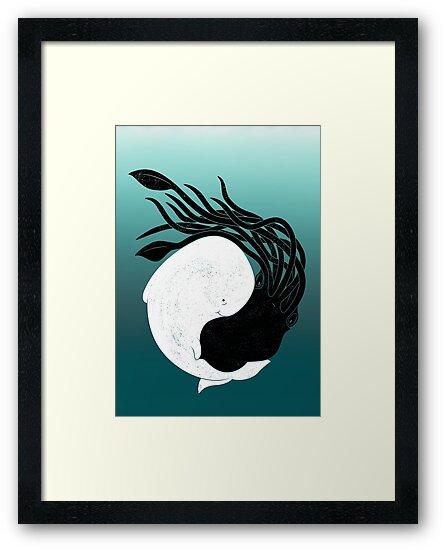 Sea Frenemies by geekchic  tees