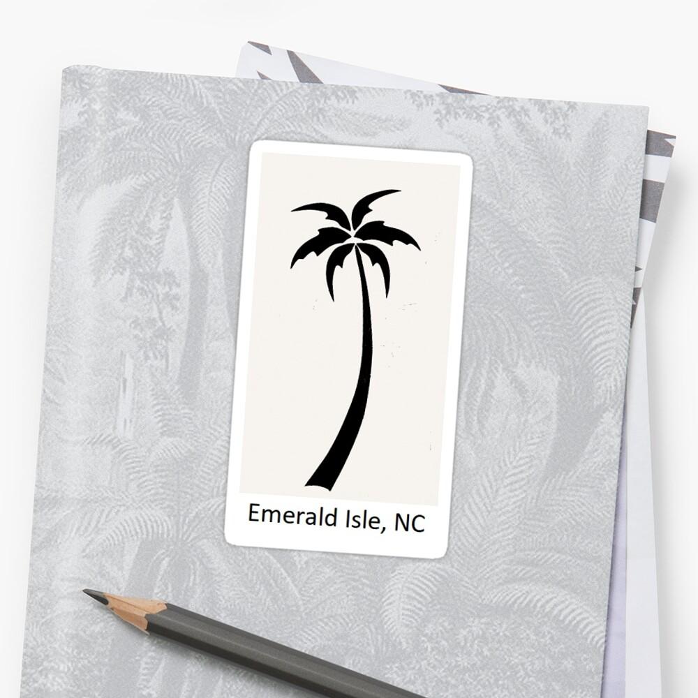 Palm Tree   (Emerald Isle, NC) by Nautic Dreams