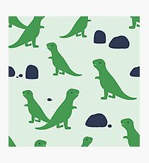 Dinosaurs never get old Photographic Print