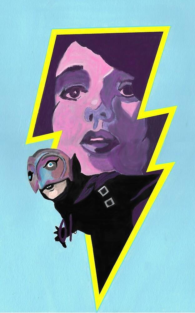 Phantom by Christopher Lee