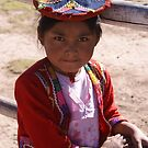 Pisac Young Girl by michelle123
