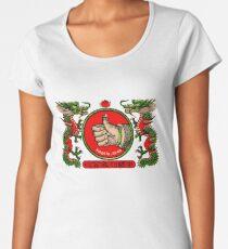 Like Dragon Thumbs Up Print Women's Premium T-Shirt