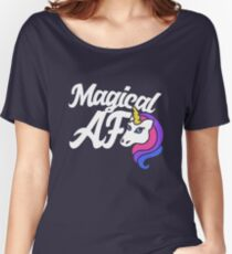 Magical AF Women's Relaxed Fit T-Shirt