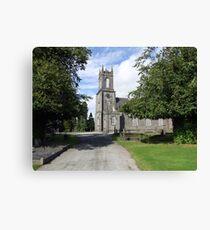 Templemore church Canvas Print