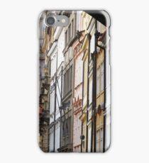 Prague Backstreets iPhone Case/Skin