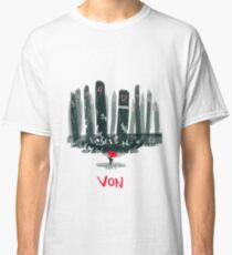Zankyou no Terror Classic T-Shirt
