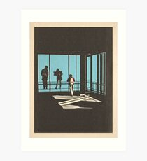 Ferris Bueller - Sears Tower Art Print