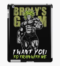 I WANT YOU TRAIN WITH ME iPad Case/Skin