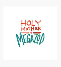 Mother of Megazod Photographic Print