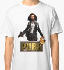 Pubg Players unk. Classic T-Shirt