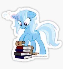 My Little Pony Blue Pony Sticker