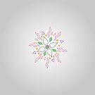 Verblasste Blume von beth-cole