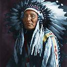 American Indian Chief by DanKeller