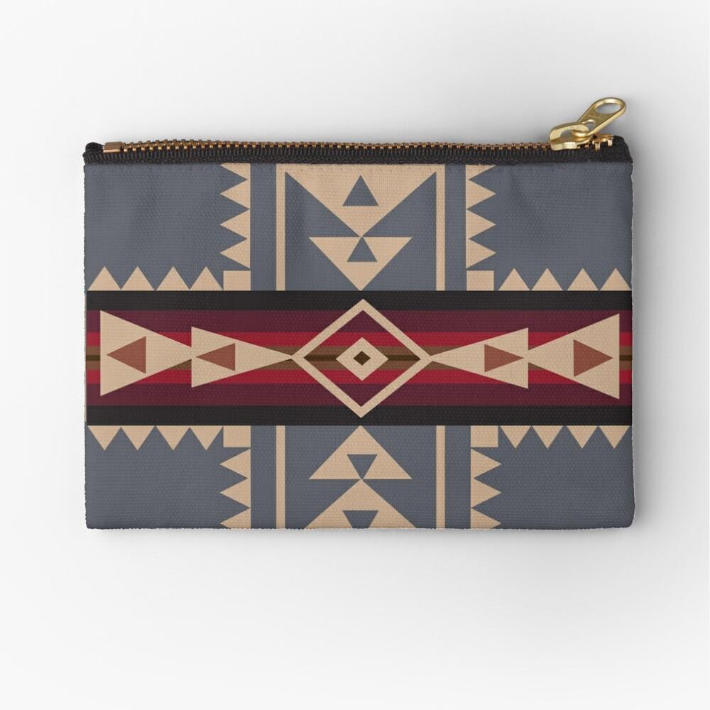 American Native Muster Nr. 68 Täschchen