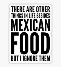 mexican food Sticker