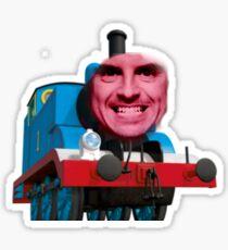 Moriarty chook chook! Sticker