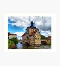 Bamberg Art Print