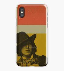 Wilde iPhone Case/Skin