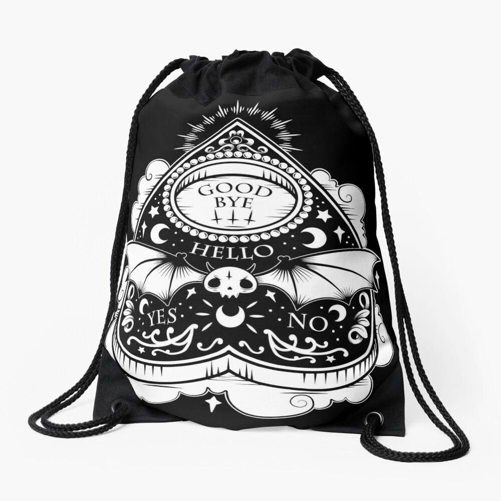 OUIJA Horror Drawstring Bag