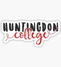 Huntingdon Sticker